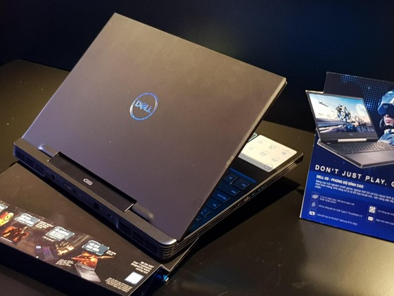 Dell giới thiệu dòng laptop gaming G-series 2019  ảnh 3