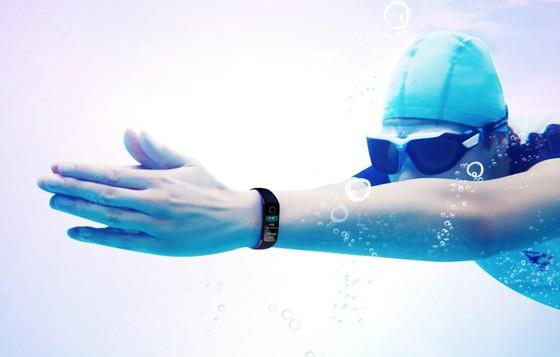 HONOR Band 5, thiết bị đeo tay thông minh theo dõi sức khỏe thế hệ mới ảnh 2