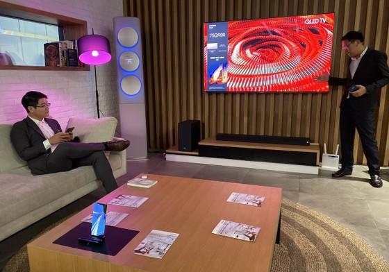 Samsung cung cấp gói Giải pháp Thông minh Smart Solutions cho gia đình và tòa nhà  ảnh 1