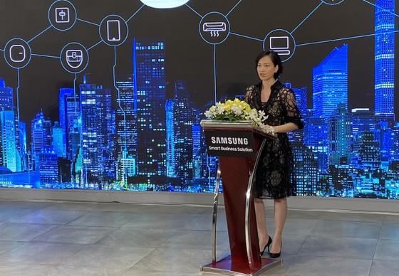 Samsung cung cấp gói Giải pháp Thông minh Smart Solutions cho gia đình và tòa nhà  ảnh 3