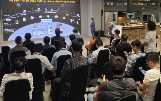 Samsung cung cấp gói Giải pháp Thông minh Smart Solutions cho gia đình và tòa nhà  ảnh 2