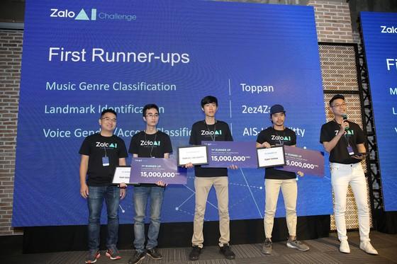 Zalo tái khởi động cuộc thi trí tuệ nhân tạo lớn nhất Việt Nam ảnh 1