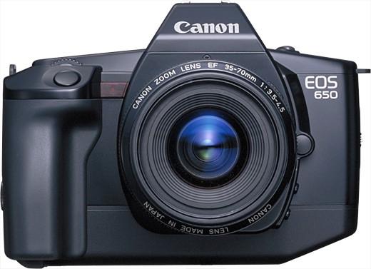 Canon vượt mốc 100 triệu máy ảnh dòng EOS  ảnh 1