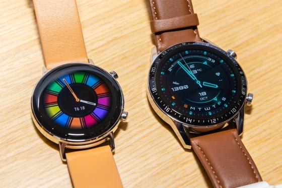 Huawei Watch GT 2 chính thức lên kệ tại thị Việt Nam ảnh 3