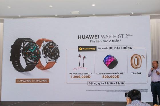 Huawei Watch GT 2 chính thức lên kệ tại thị Việt Nam ảnh 4