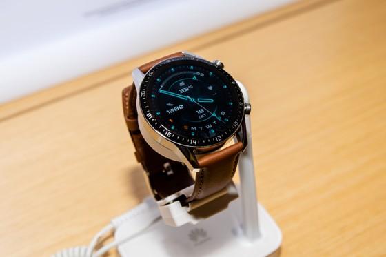 Huawei Watch GT 2 chính thức lên kệ tại thị Việt Nam ảnh 1