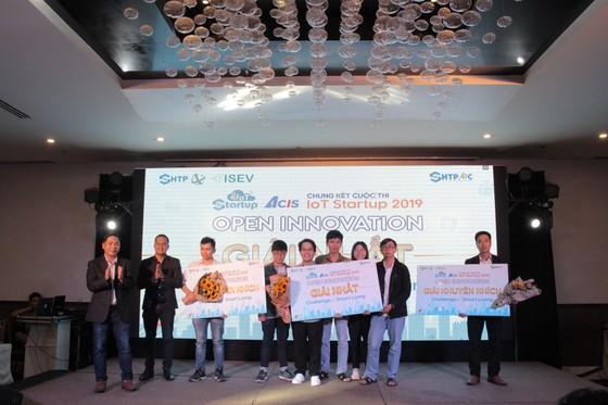 Những ứng viên xuất sắc tại vòng chung kết Cuộc thi IoT Startup 2019 ảnh 1