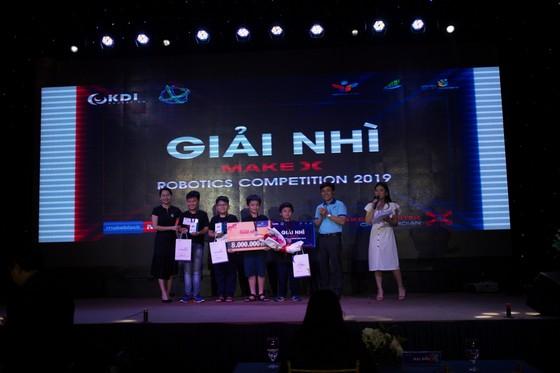 MakeX Robotics Competition 2019 ảnh 2