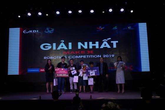 MakeX Robotics Competition 2019 ảnh 1