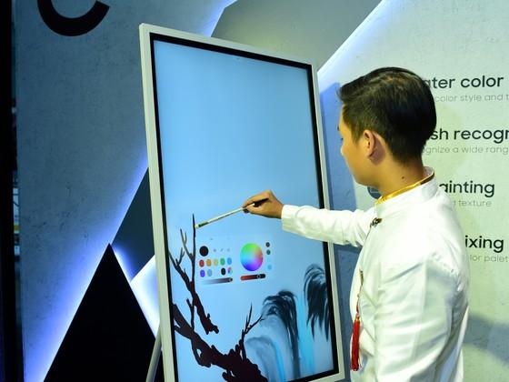 Samsung Flip 2 đem lại trải nghiệm viết và vẽ trực quan như trên giấy ảnh 2