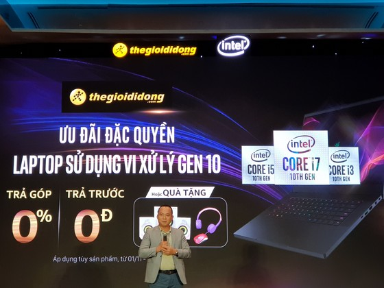 Intel ra mắt vi xử lý Intel Core thế hệ thứ 10 tại Việt Nam ảnh 2