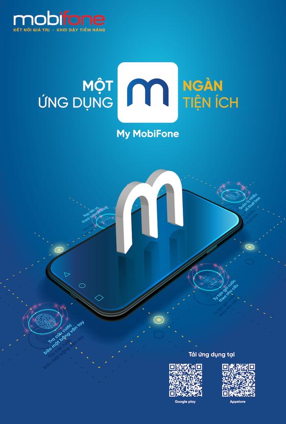 My MobiFone, ngàn tiện ích trong tầm tay ảnh 1