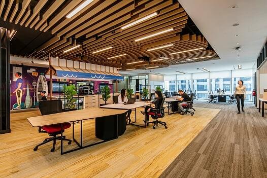 Microsoft chính thức khánh thành The Experience Center Asia ảnh 1