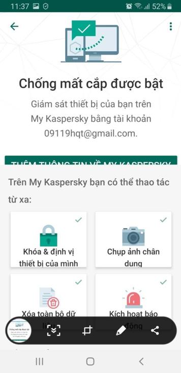 Tránh bị tấn công khi dùng smartphone ảnh 1