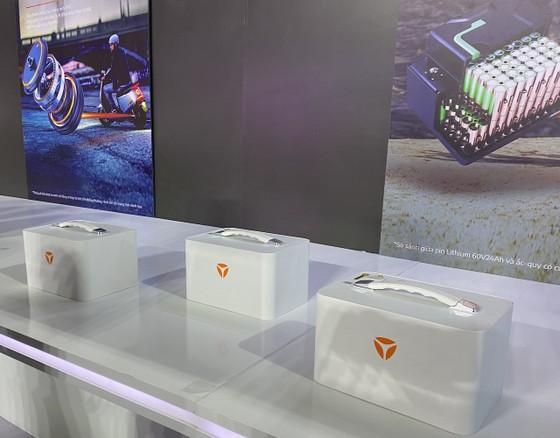 YADEA G5 với đầy đủ kết nối công nghệ ảnh 5