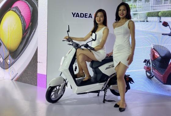 YADEA G5 với đầy đủ kết nối công nghệ ảnh 8