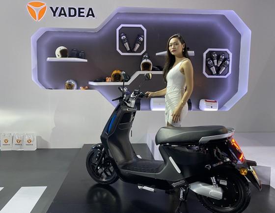 YADEA G5 với đầy đủ kết nối công nghệ ảnh 1
