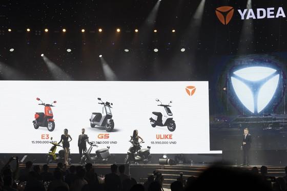 YADEA G5 với đầy đủ kết nối công nghệ ảnh 9