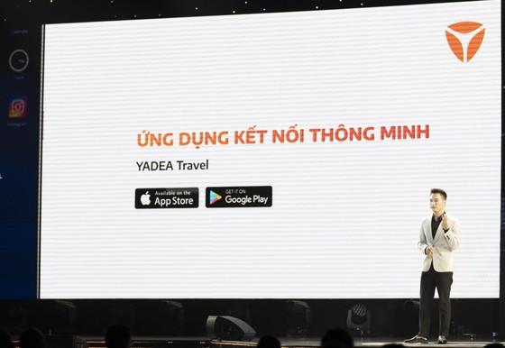 YADEA G5 với đầy đủ kết nối công nghệ ảnh 3