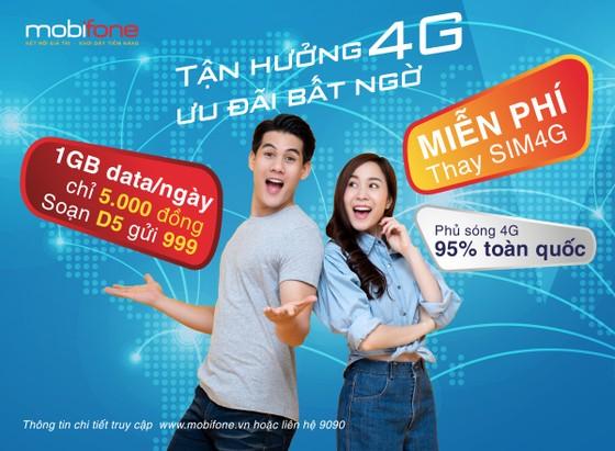 Dễ dàng lên 4G cùng MobiFone  ảnh 3