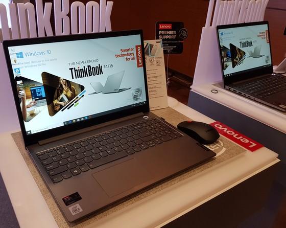 Lenovo ra mắt 2 mẫu laptop ThinkBook 14 và ThinkBook 15 tại Việt Nam  ảnh 2