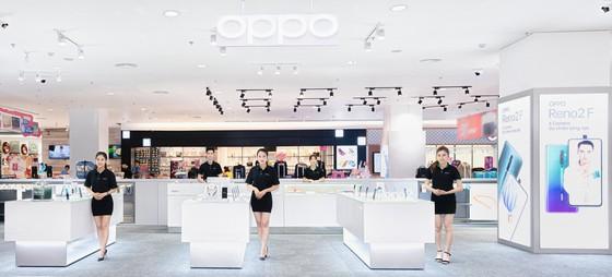 OPPO khai trương cửa hàng trải nghiệm phiên bản 3.0 tại Sense City ảnh 1