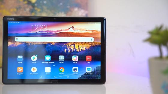 Huawei MediaPad M5 lite máy tính bảng với màn hình 10.1-inch 1080P Full HD ảnh 1