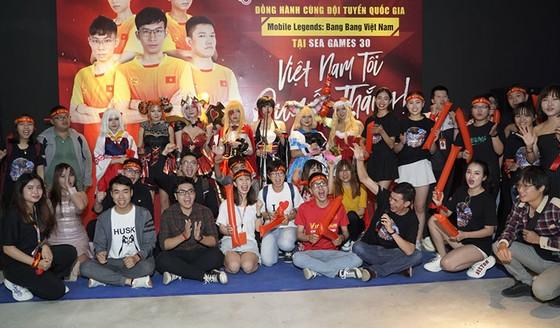 Đội tuyển Mobile Legends: Bang Bang Việt Nam vào Bán kết nội dung eSports ảnh 2
