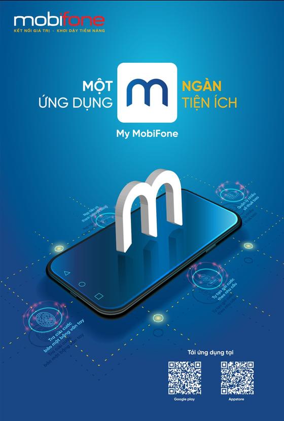 My MobiFone, ứng dụng cần thiết ảnh 1