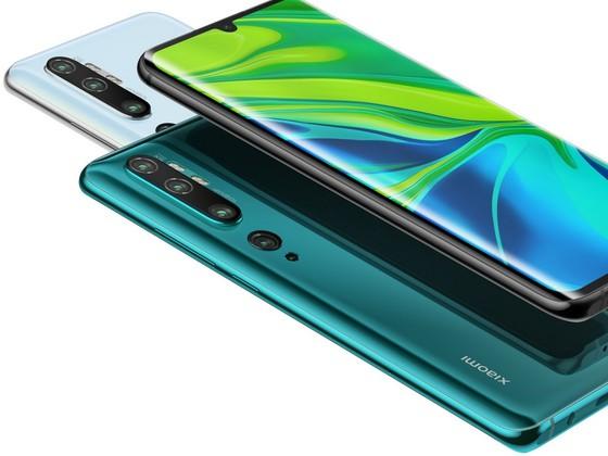 Xiaomi ra mắt Mi Note 10 với cụm 5 camera với cảm biến 108MP  ảnh 2