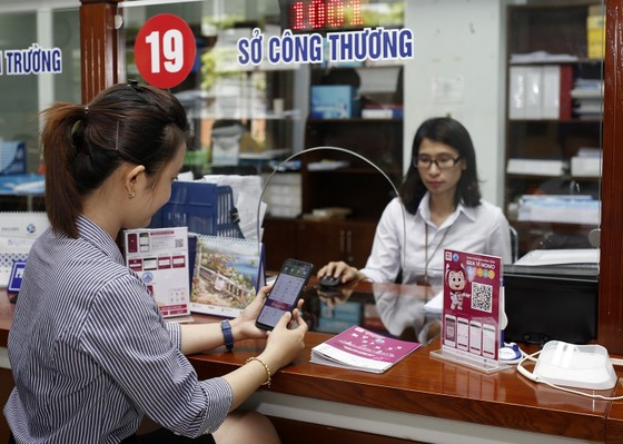 Ví MoMo là kênh thanh toán điện tử của Cổng Dịch vụ công Quốc Gia ảnh 1