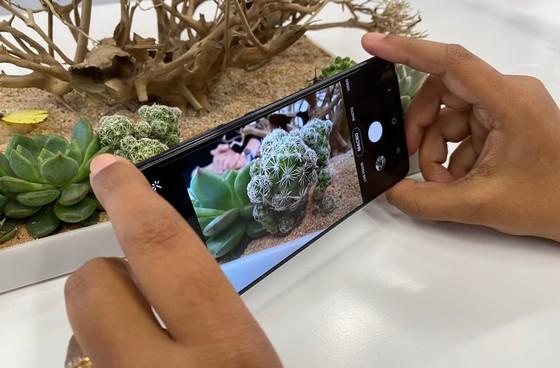 Galaxy A51 chuyên chụp macro giá 7,9 triệu đồng ảnh 1