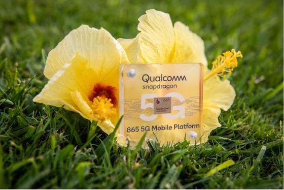 Vivo, hãng smartphone đầu tiên được trang bị vi xử lý Qualcomm Snapdragon 865  ảnh 1
