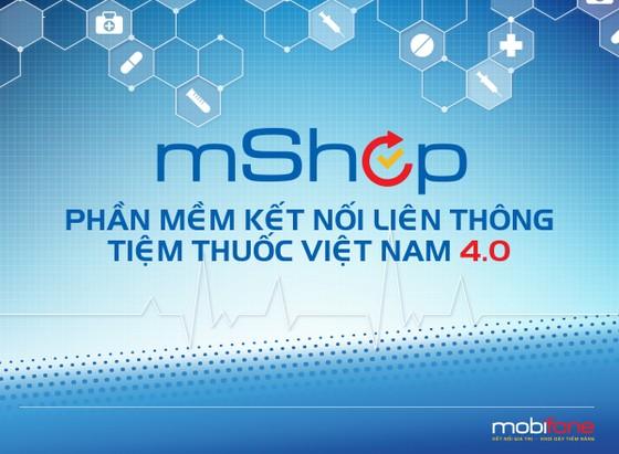 MobiFone triển khai ứng dụng mShop phần mềm kế toán và quản trị bán hàng  ảnh 1