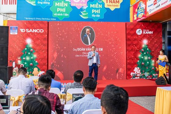 Hơn 20.000 sản phẩm tivi Sanco được bán tại Điện máy Xanh  ảnh 1