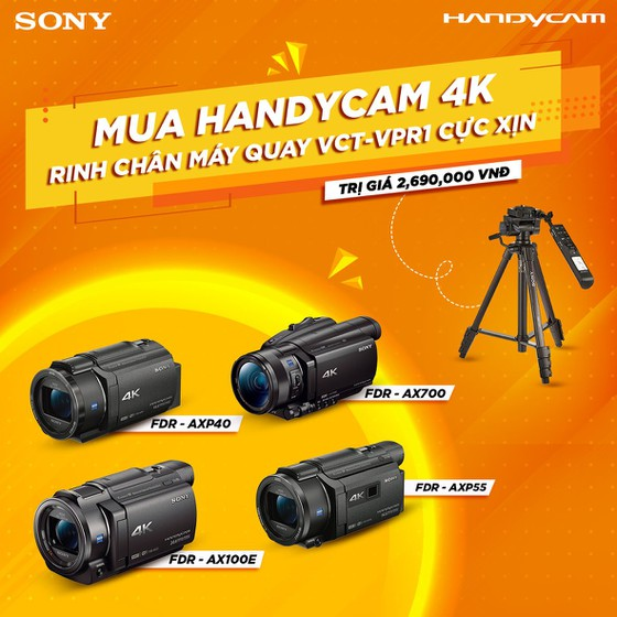 Sony giới thiệu nhiều chương trình khuyến mãi mùa Tết 2020 ảnh 2