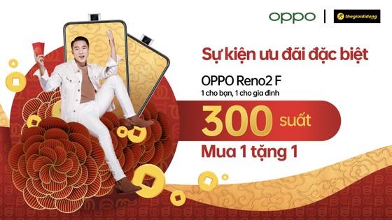 'Tết này về nhà cùng OPPO': Mua 1 OPPO Reno2 F, tặng 1 OPPO Reno2 F ảnh 1
