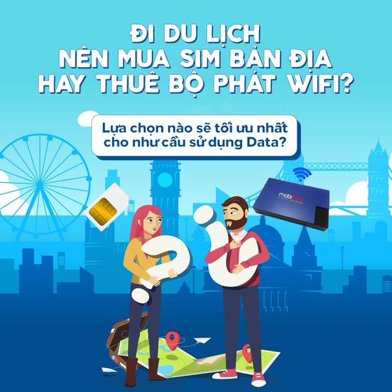 Du lịch nước ngoài, chọn SIM bản địa hay thuê bộ phát Wifi? ảnh 1