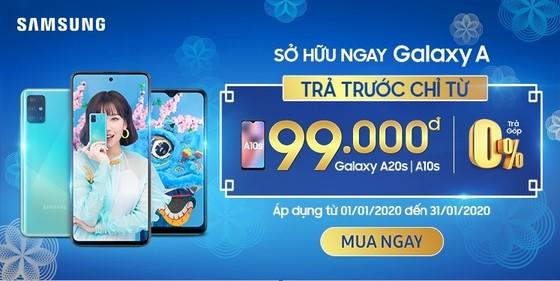 Samsung giới thiệu chương trình 'Ưu đãi đột phá – Đón Tết hạng A' ảnh 1