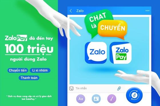 ZaloPay hợp tác cùng Zalo, 100 triệu người dùng thoải mái chuyển tiền, thanh toán ảnh 1