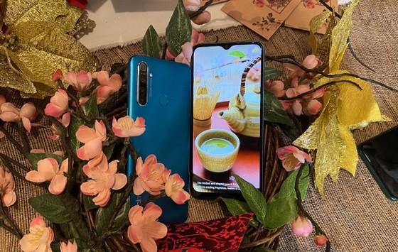 Realme 5i với thiết kế mới và màu sắc mới nổi bật ảnh 2
