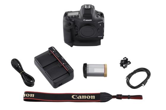 Canon ra mắt EOS-1D X Mark III  ảnh 2