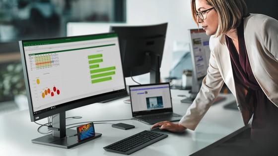 Nhiều thiết bị Lenovo Think thông minh được giới thiệu tại tại CES 2020 ảnh 3