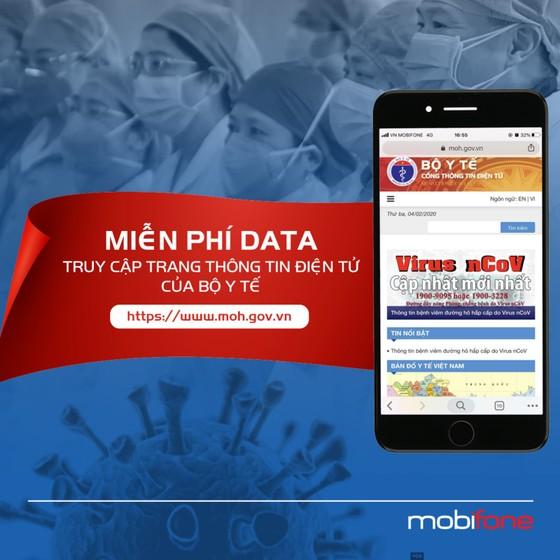 Miễn phí cước data cho thuê bao di động khi truy cập vào trang thông tin điện tử Bộ Y tế ảnh 1