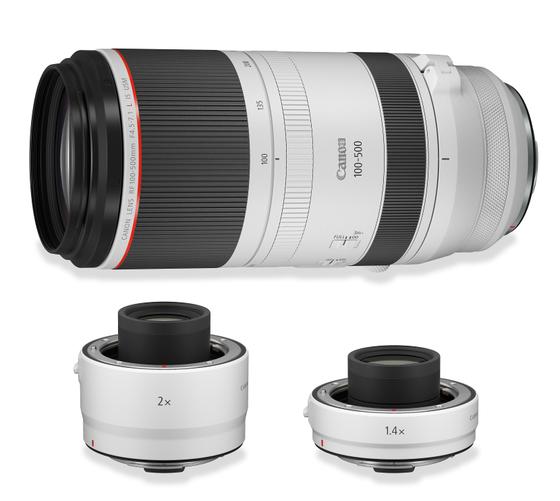 Canon sẽ phát triển máy ảnh không gương lật full-frame Canon EOS R5 và ống kính RF mới  ảnh 2