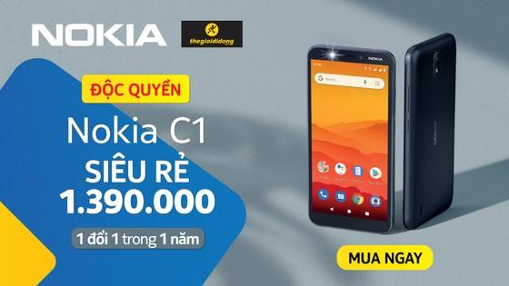 Thế giới di động bán độc quyền Nokia C1 ảnh 1