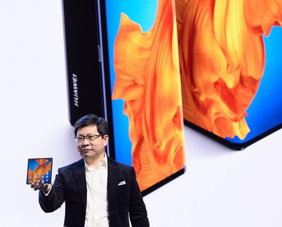 Huawei công bố loạt sản phẩm 5G mới  ảnh 1