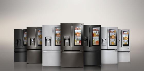 LG tung loạt sản phẩm điện tử gia dụng tích hợp tính năng diệt khuẩn ảnh 1