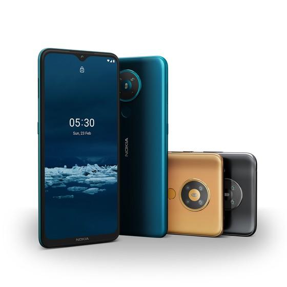 HMD Global vừa được bổ sung thêm 1 loạt sản phẩm smartphone mới  ảnh 2