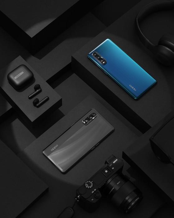 Mờ bán OPPO Find X2 và tai nghe độc quyền True Wireless  ảnh 2